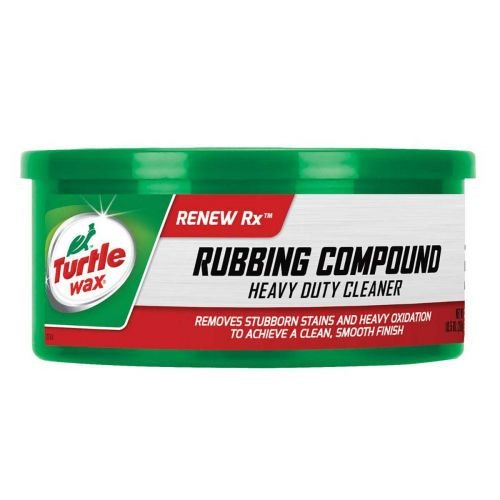 TURTLE WAX PUHDISTUSTAHNA RED RUBBING COMPOUND 297 G