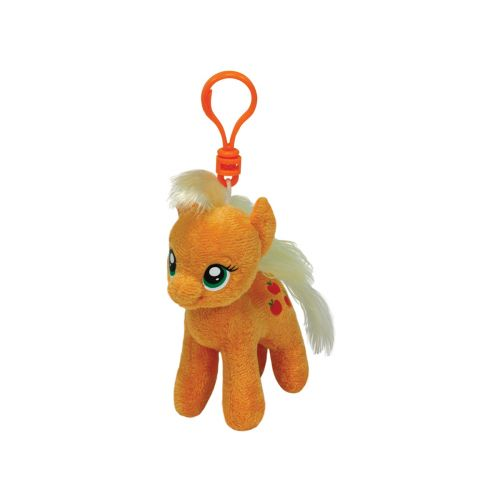 TY, MY LITTLE PONY PEHMOT APPLEJACK CLIP 10CM
