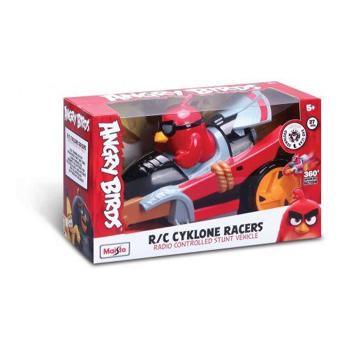 Maisto Angry Birds R/C Cyklone Racers 27/40 MHZ