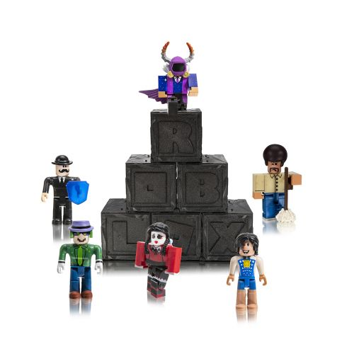 ROBLOX MYSTERY FIGURES