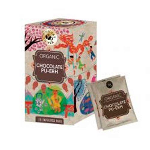 MINISTRY OF TEA ORGANIC PU ERH TEA WITH CHOCOLATE 20PS 20 KPL
