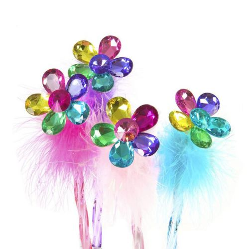 Kukka timantti kynä