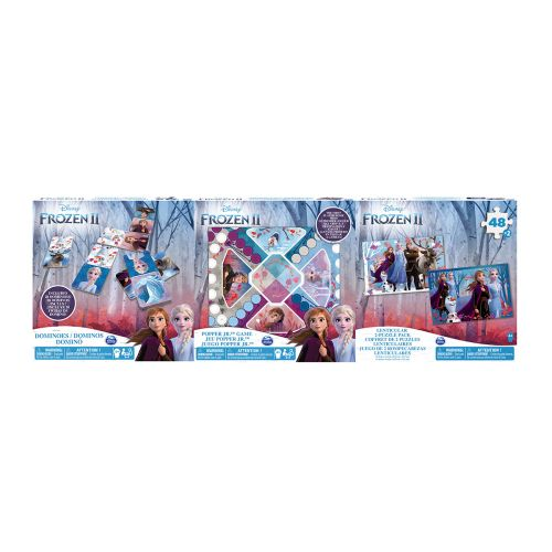 Frozen 2 3-pack peli