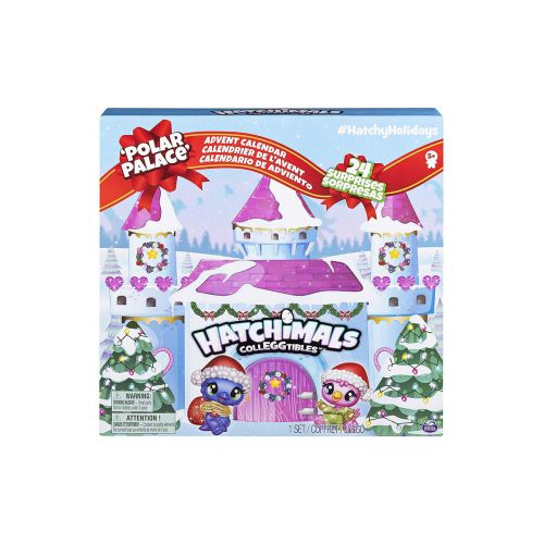 Hatchimals Coleggtibles Joulukalenteri Polar Palace 2019