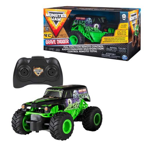 Monster Jam RC Scale 1:24