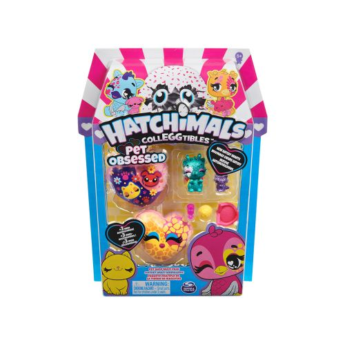 HATCHIMALS COLLEGGTIBLES S7 PET LOVER