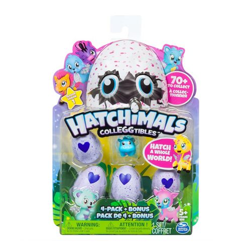 HATCHIMALS 4 HAHMOA
