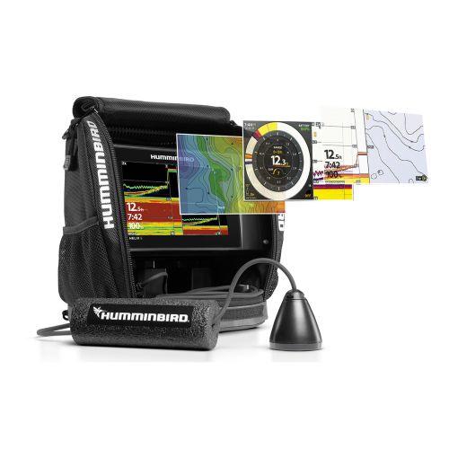 HUMMINBIRD KAIKULUOTAIN HELIX ICE H5X DS CHIRP GPS G2