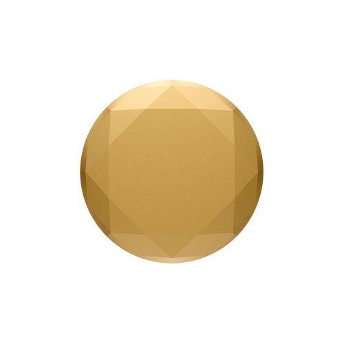 POPSOCKETS Metallic Diamond Medallion Gold