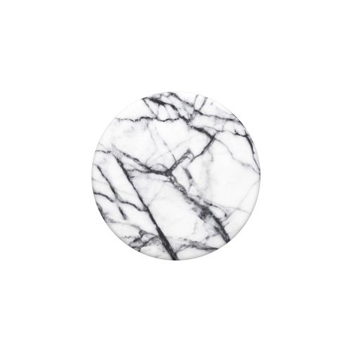 POPSOCKETS Dove White Marble