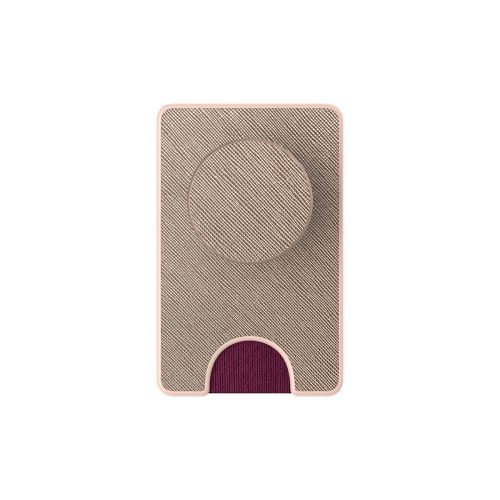 POPSOCKETS Wallet Saffiano Rose Gold