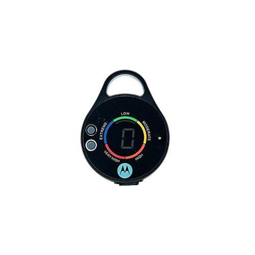 Motorola Pebl Led riippuvalo UV-säteily mittarilla