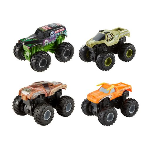 Hot Wheels Monster Jam Rev Tredz monsteriauto