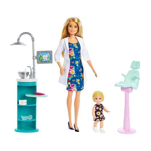 Barbie ammatit leikkisetti