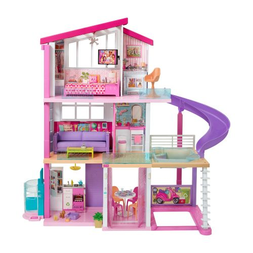 Barbie Dreamhouse unelmatalo