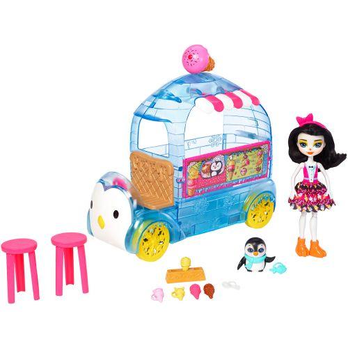 Enchantimals jäätelöauto