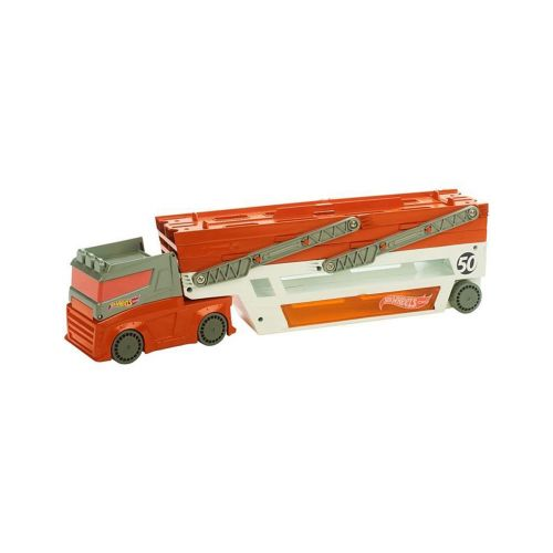 Hot Wheels Megahauler 50th anniversary -kuljetusrekka
