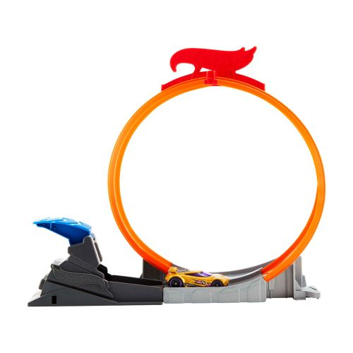 Hot Wheels Classic Stunt leikkisetti