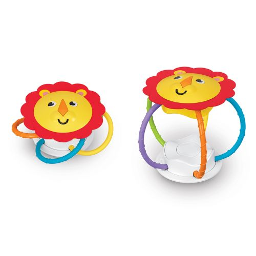 Fisher-Price Twist'n Turn Rattle purulelu/helistin