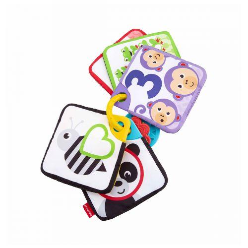 Fisher-Price 1-5 Learning Cards leikkikortit