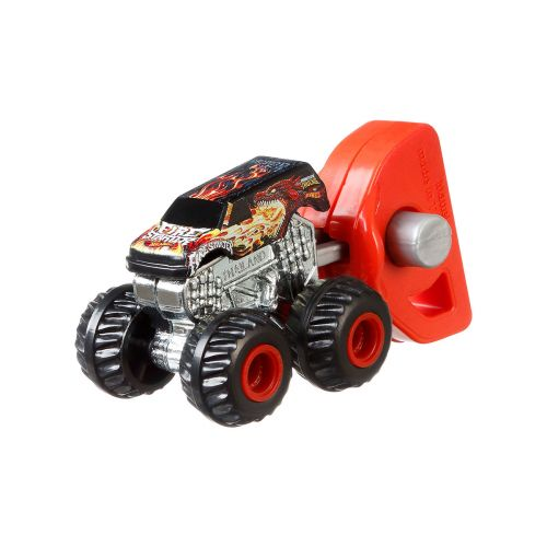 Hot Wheels Mini Monster Truck yllätyspussi