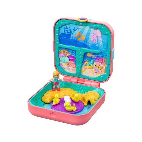 Polly Pocket Hidden Hideouts leikkisetti