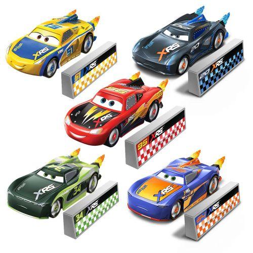 CARS XRS ROCKET RACING DIECAST AUTO GKB87