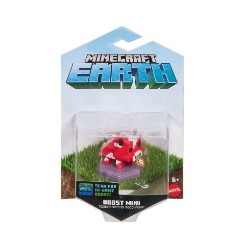 MINECRAFT EARTH BOOST MINIFIGUURI