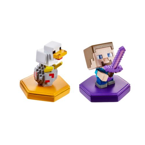 MINECRAFT EARTH BOOST MINIFIGUURI 2 KPL