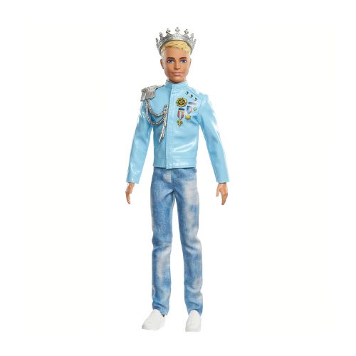 BARBIE PRINCESS PRINSSINUKKE GML67