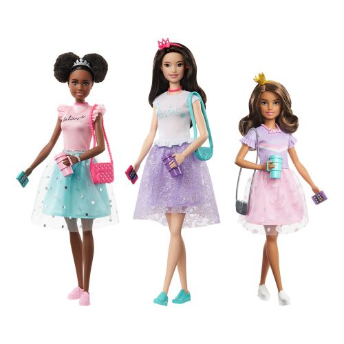 BARBIE PRINCESS ADV. FANTASY NUKKE GML68
