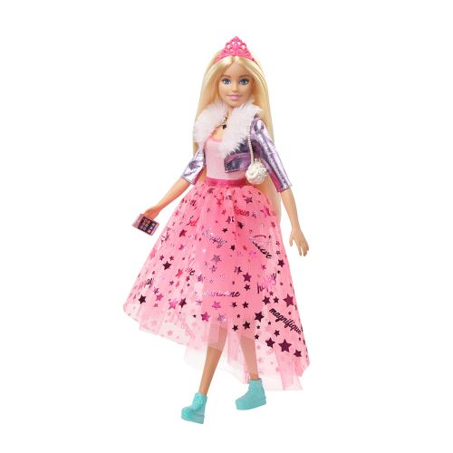 BARBIE PRINCESS ADV DELUXE PRINCESS BARBIE GML76