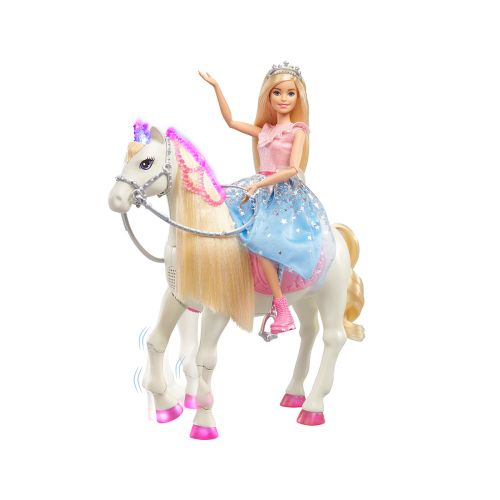 BARBIE PRINCESS ADV. HEVONEN GML79