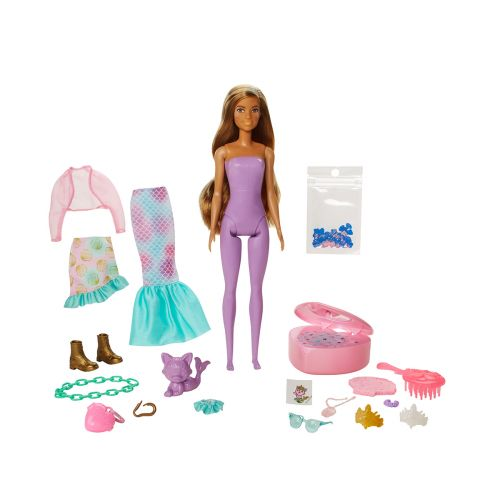 BARBIE COLOR REVEAL FANTASY NUKKE GXY20