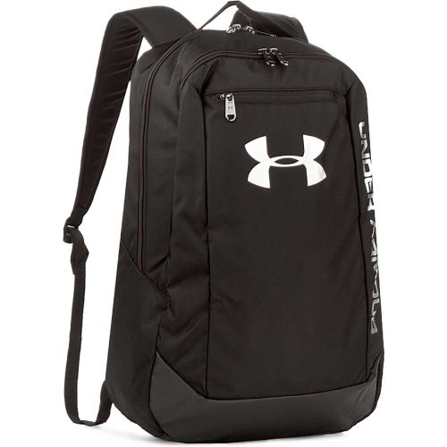 Under Armour Hustle Back Reppu musta