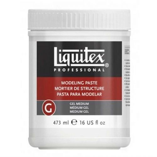 LIQUITEX MODELLING PASTE MAALAUSAINE 473ML