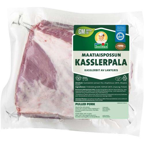 SNELLMAN MAATIAISPOSSUN KASSLERPALA N. 1,5KG