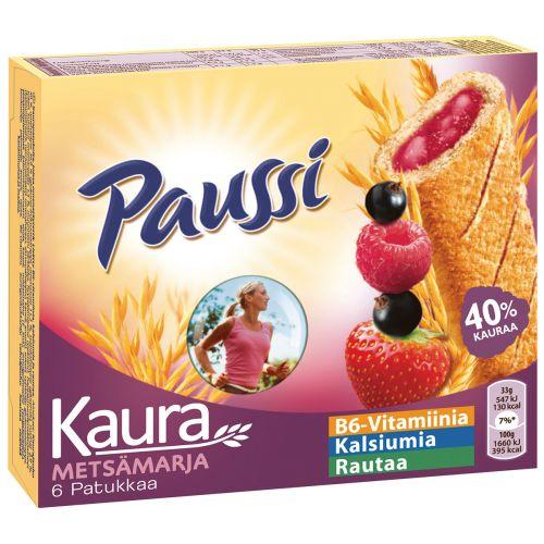 JH PAUSSI METSÄMARJAPATUKKA 200 G