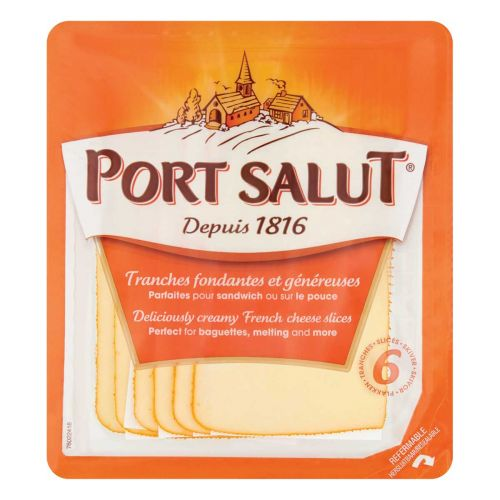 PORT SALUT JUUSTO SIIVUTETTU 120 G