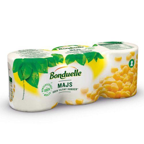 BONDUELLE GOURMET MAISSIA 3-PACK 420 G