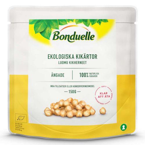 BONDUELLE KIKHERNEET LUOMU 150 G