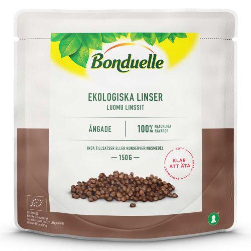 BONDUELLE LINSSIT LUOMU 150 G