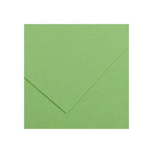 CANSON IRIS VIVALDI 240G 50X65 27 APPLE GREEN VÄRIKARTONKI