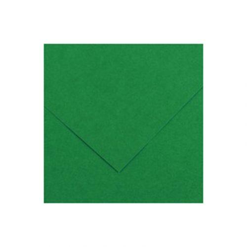 CANSON IRIS VIVALDI 240G 50X65 30 MOSS GREEN VÄRIKARTONKI