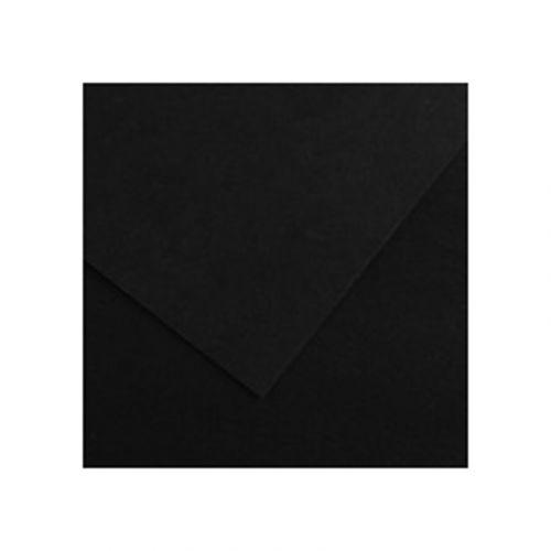 CANSON IRIS VIVALDI 240G 50X65 38 BLACK VÄRIKARTONKI