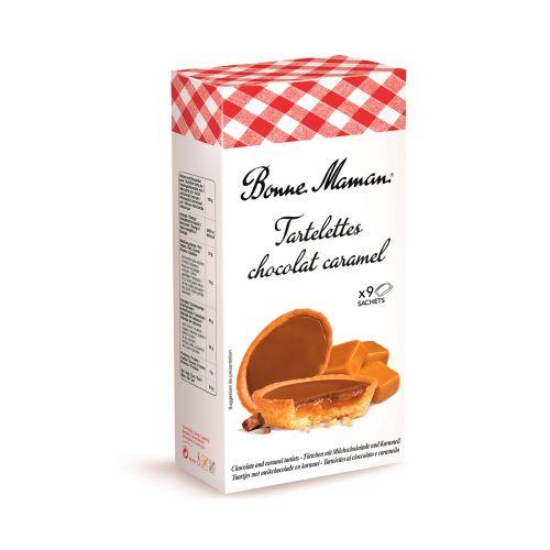Bonne Maman Tartelettes suklaa-kinuskikeksi 135g