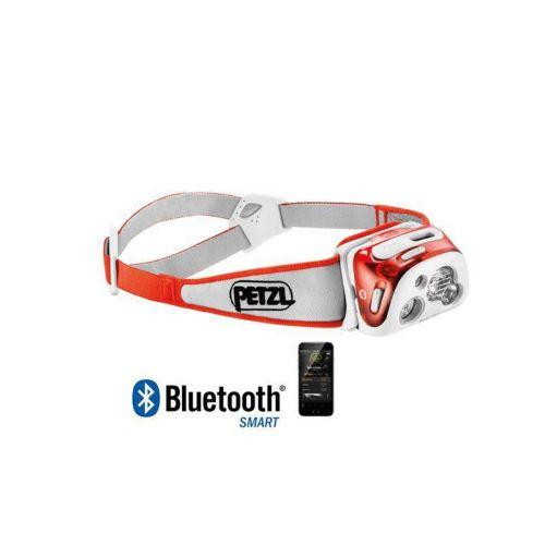 PETZL REACTIK+ REAKTIIVINEN LED PUN. 300LM BLUETOOTH JA USB LAD