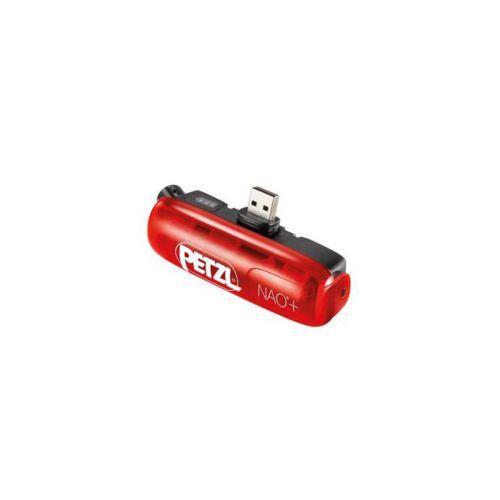 PETZL NAO+ VARA-AKKU LI-ION 2,6AH. BLUETOOTH-MALLILLE. USB LATA
