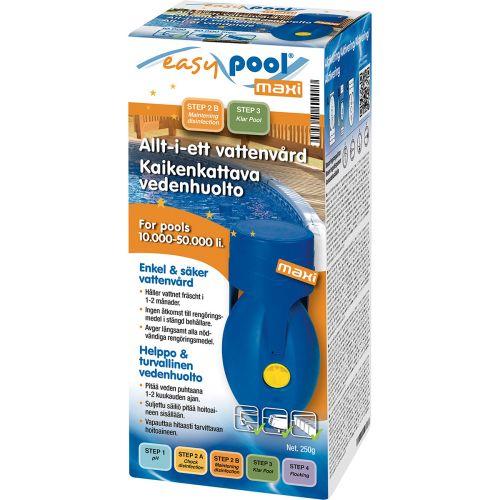 Swim&Fun Easypool Maxi kaikenkattava vedenhuolto