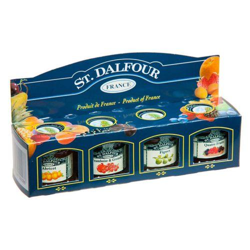 ST.DALFOUR HILLOLAJITELMA 4-PACK 112 G